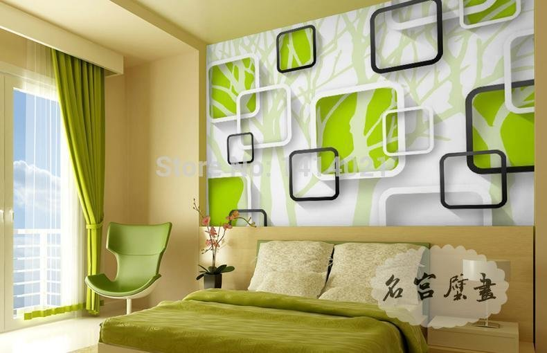 Best Download Green Wallpaper For Bedroom Gallery With Pictures