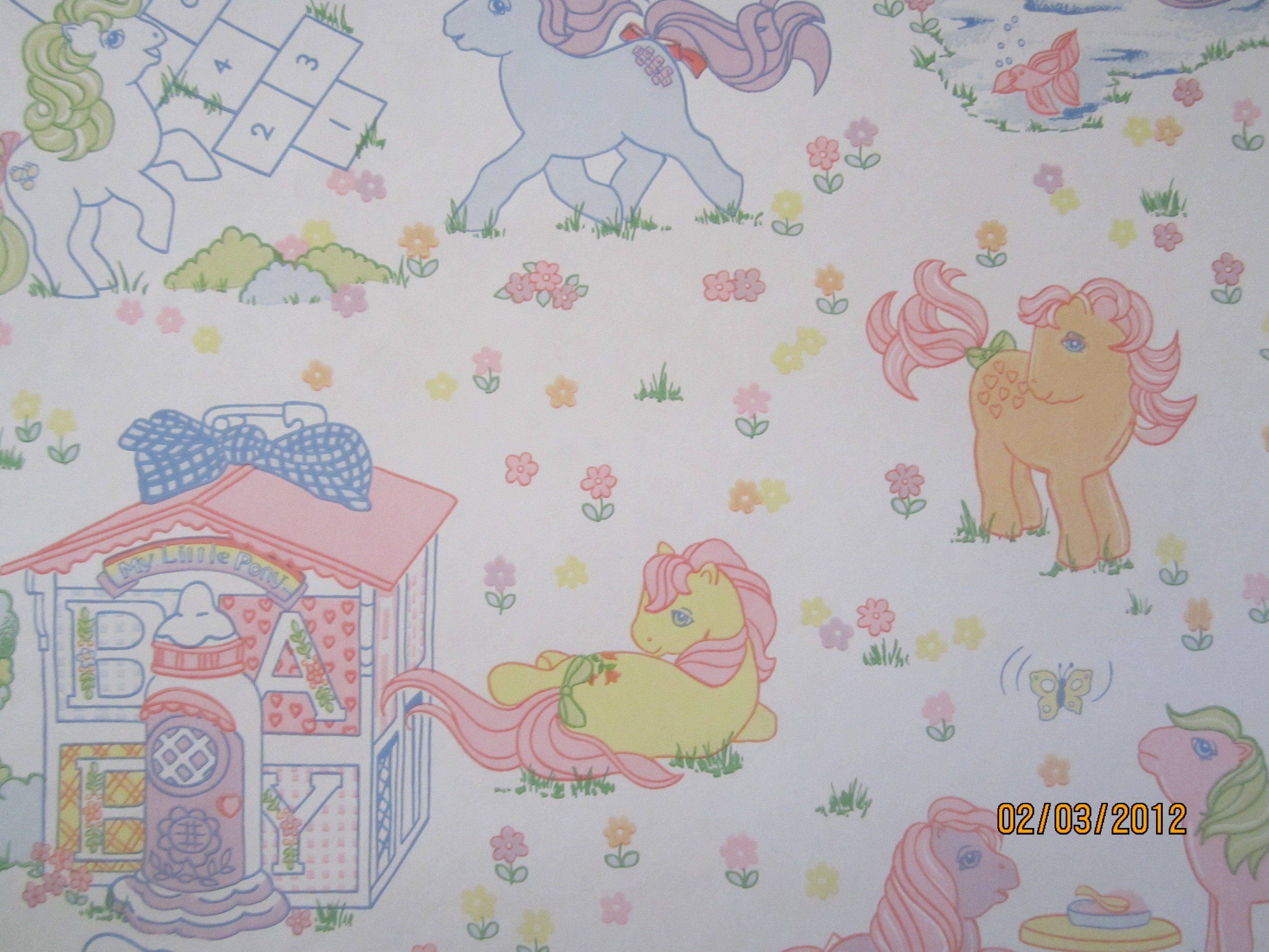 Best Download My Little Pony Bedroom Wallpaper Gallery With Pictures