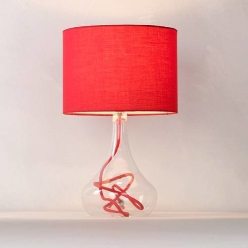Best Red Bedroom Lamp The Interior Design Inspiration Board With Pictures