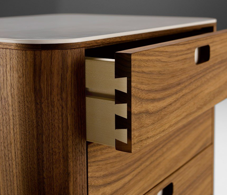 Best Tall Retro Bedroom Cabinets Wharfside Danish Furniture With Pictures