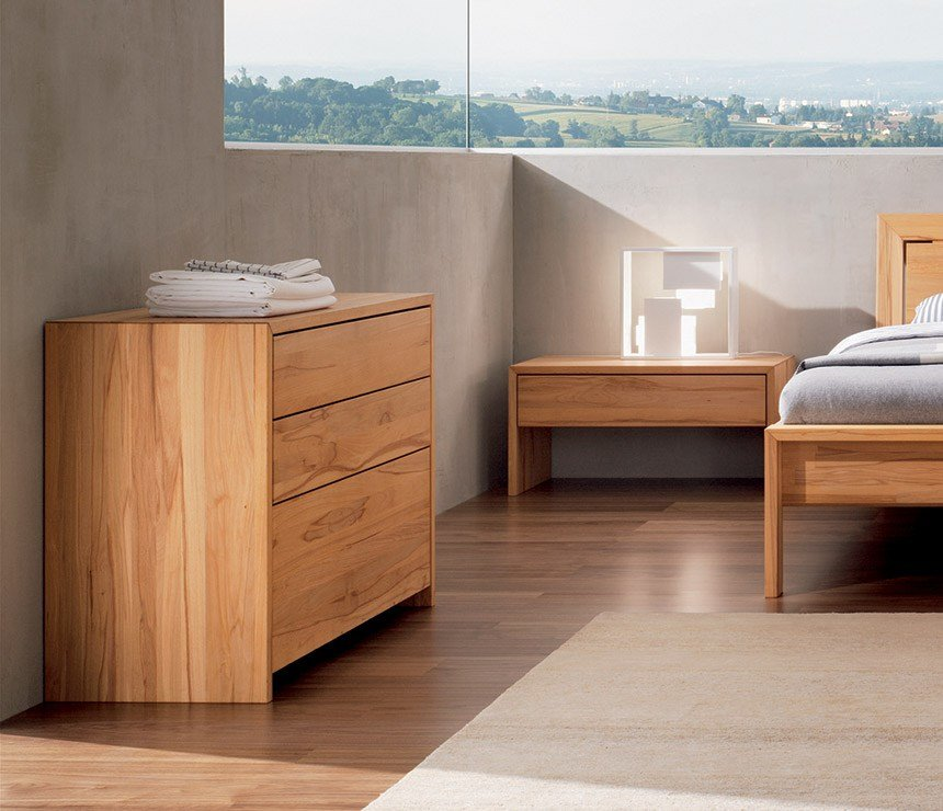 Best Solid Wood Bedroom Cabinets Modern Furniture From Wharfside With Pictures