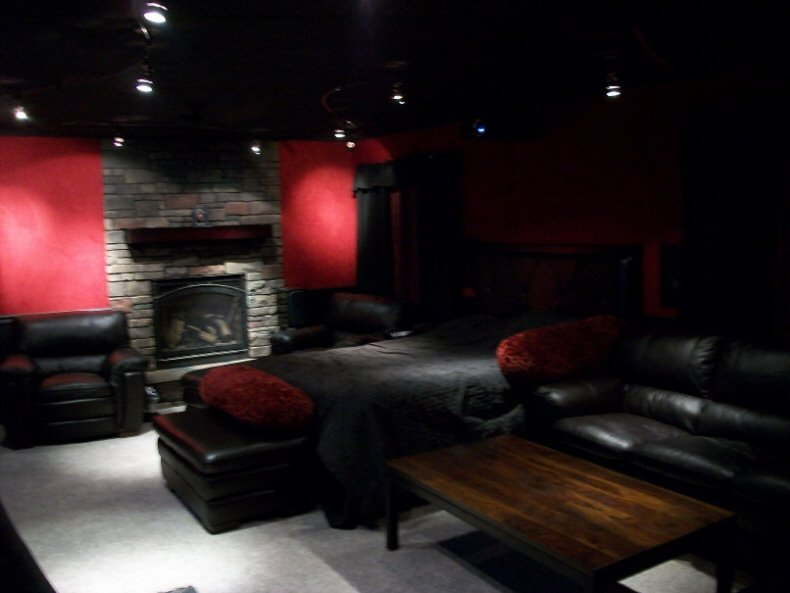 Best My Bedroom Movie Theater With Pictures