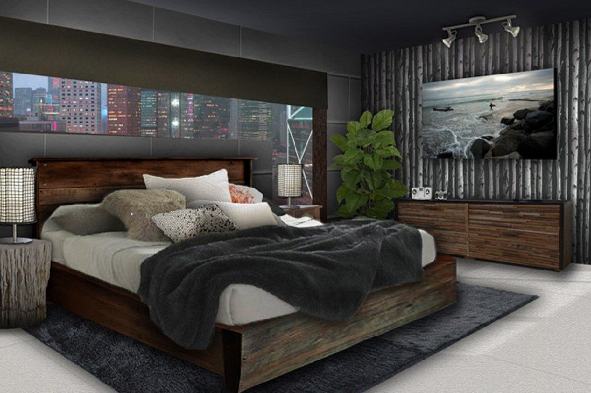 "Best Mens Bedroom Ideas With Strong ""Masculine Taste"" Amaza With Pictures"