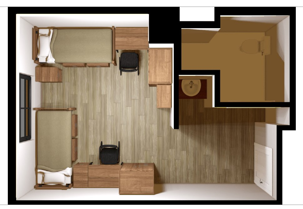 Best Room Specifications Housing Residence Life American University Washington D C With Pictures
