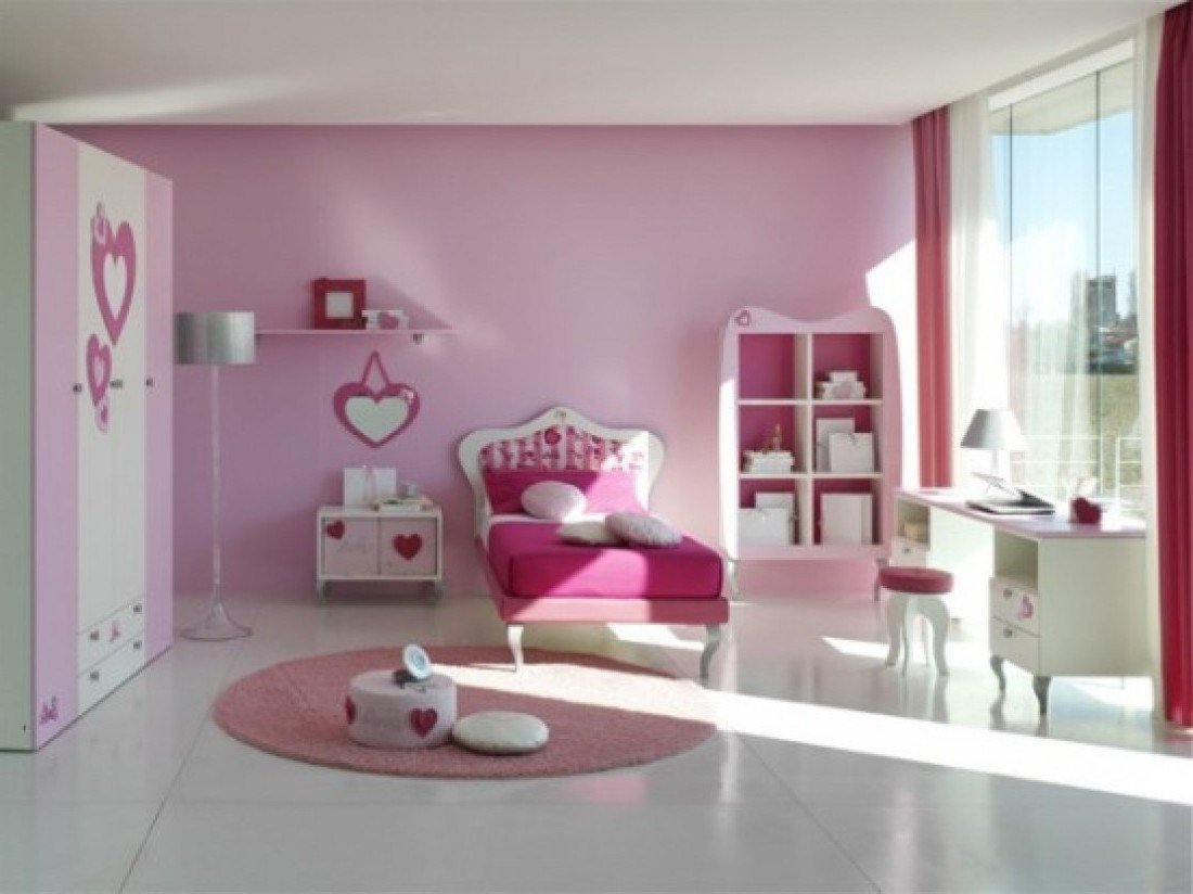 Best Light Pink And Red Bedroom Bedroom Aprar With Pictures