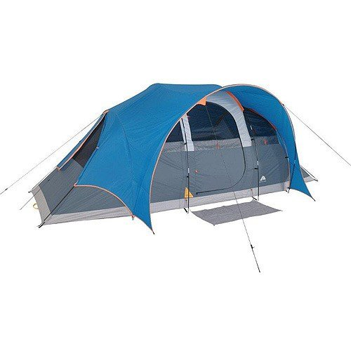 Best Ozark Trail 8 Person Dome Tent With Extended Porch Rainfly With Pictures