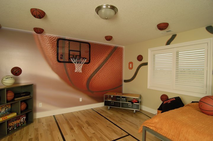 Best Bedroom Ideas On Pinterest Basketball Basketball With Pictures