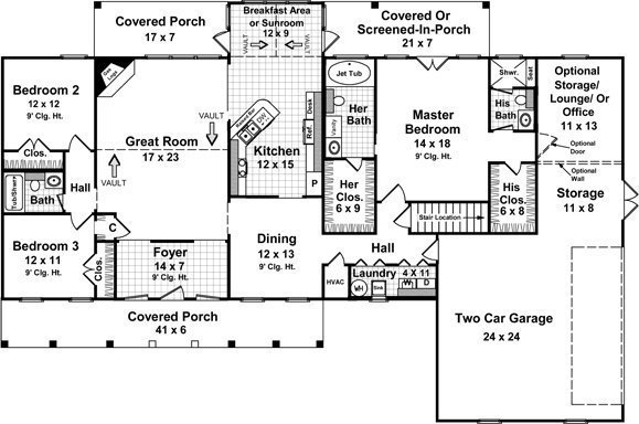 Best 4 Bedroom 3 Bath Country House Plan Alp 05W1 Chatham Design Group With Pictures