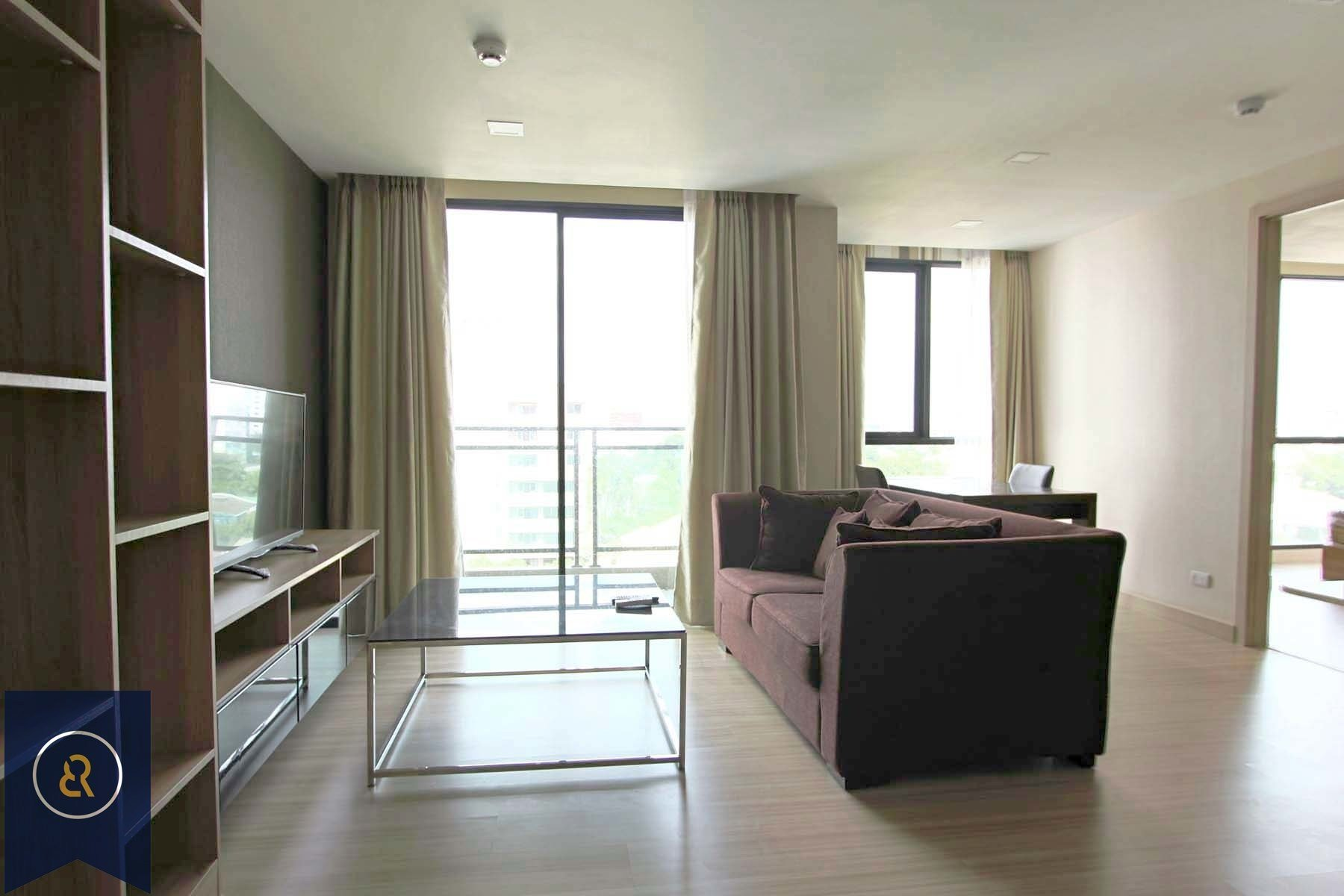 Best Vibrant Large One Bedroom Apartment For Rent In Ekkamai With Pictures
