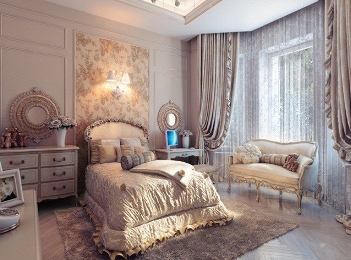 Best 20 Modern Vintage Bedroom Design Ideas With Pictures