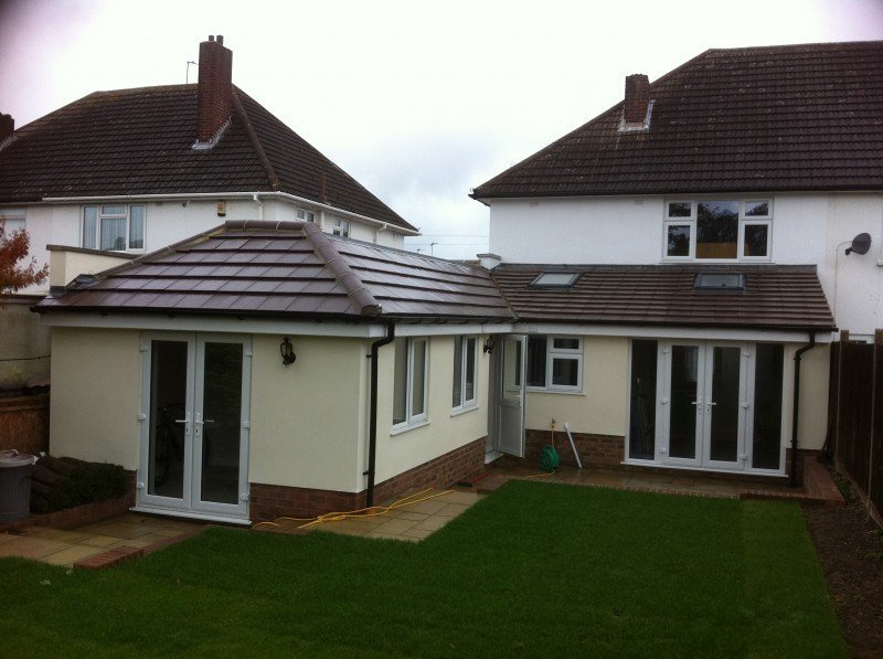 Best Modern Single Storey Rear Extension In Kynaston Road Orpington Craymanor With Pictures