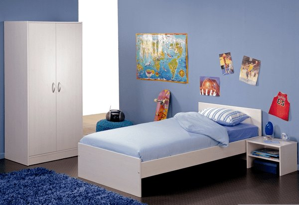 Best Simple Kids Bedroom Free Images At Clker Com Vector With Pictures