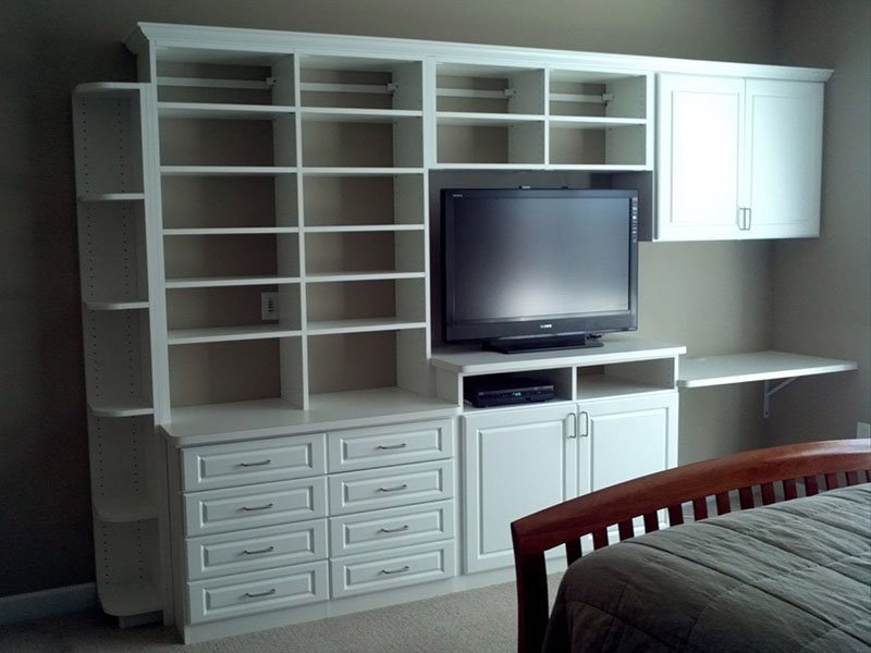 Best Custom Media Storage Closet Concepts Custom Storage With Pictures