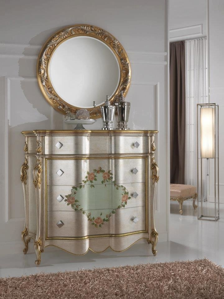 Best » Gold And Silver Gold Leaf Bedroom Furnituretop And Best With Pictures