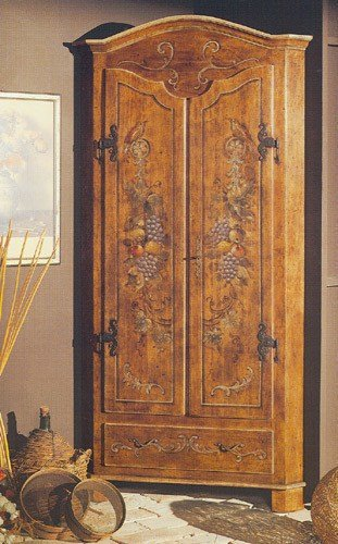 Best Bacco Corner Armoire David Naylor Interiors With Pictures