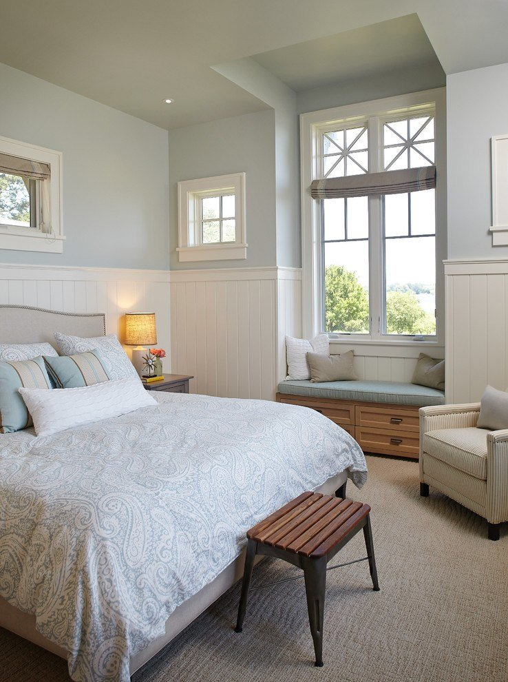 Best Good Sleep In A Beach Theme Bedroom Decohoms With Pictures