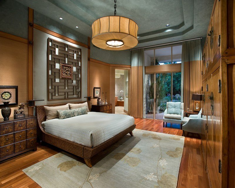 Best Admirable Asian Themed Bedding Ideas For Your Special With Pictures