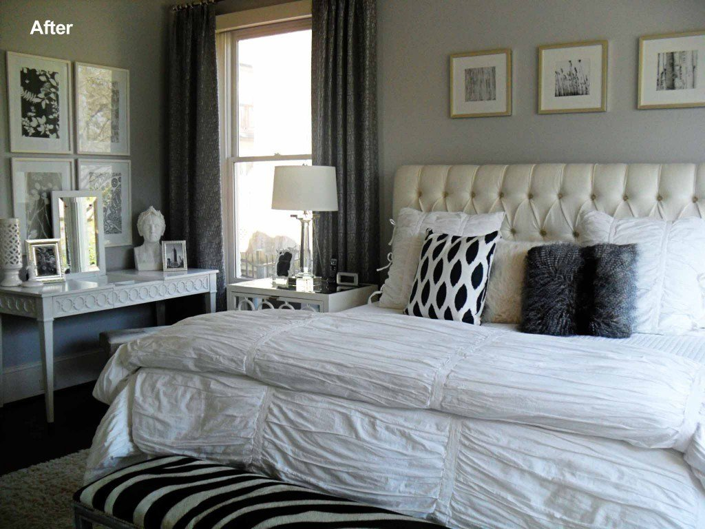 Best Current Project Transforming A Neutral Master Bedroom With Pictures