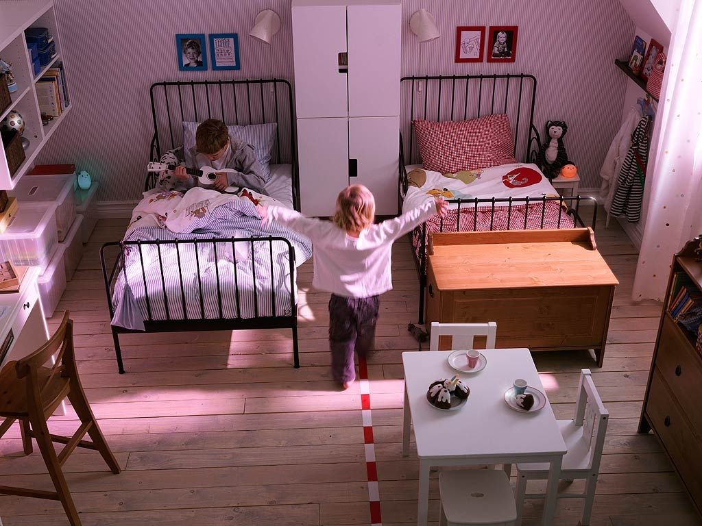 Best 33 Wonderful Shared Kids Room Ideas Digsdigs With Pictures