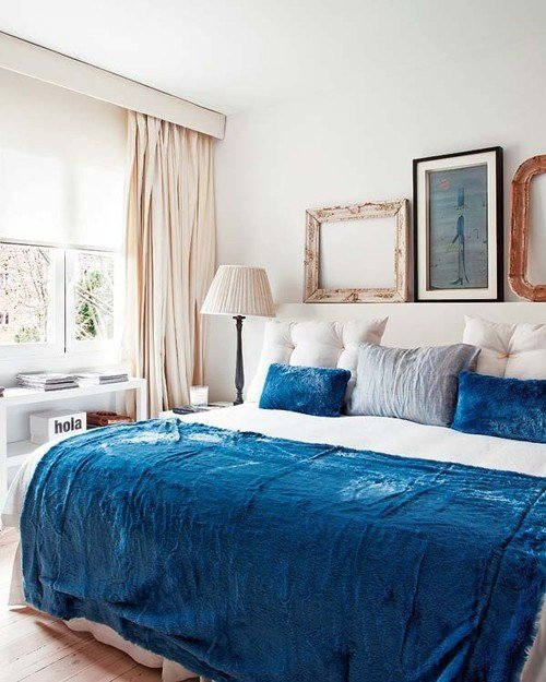 Best Blue And Turquoise Accents In Bedroom Designs – 39 Stylish Ideas Digsdigs With Pictures