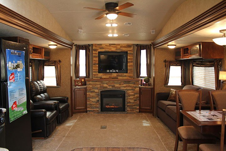 Best Wildwood Lodge Destination Trailer By Forest River With Pictures