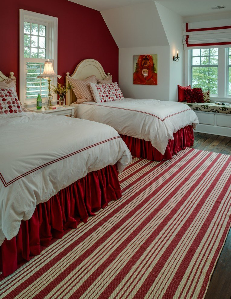 Best Red Bedroom Design Ideas With Pictures