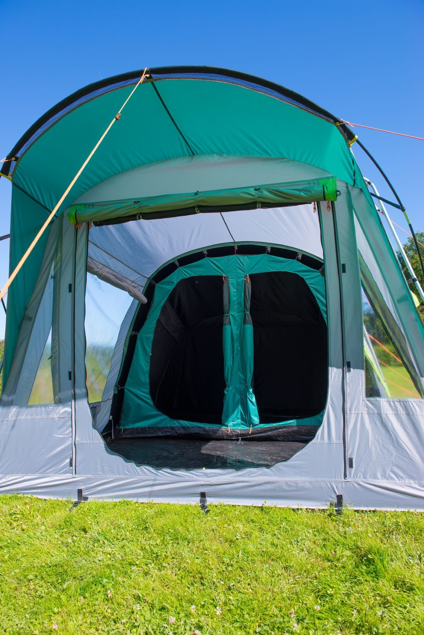 Best Coleman Rocky Mountain 5 Plus Tent 5 Person Tent Blackout With Pictures