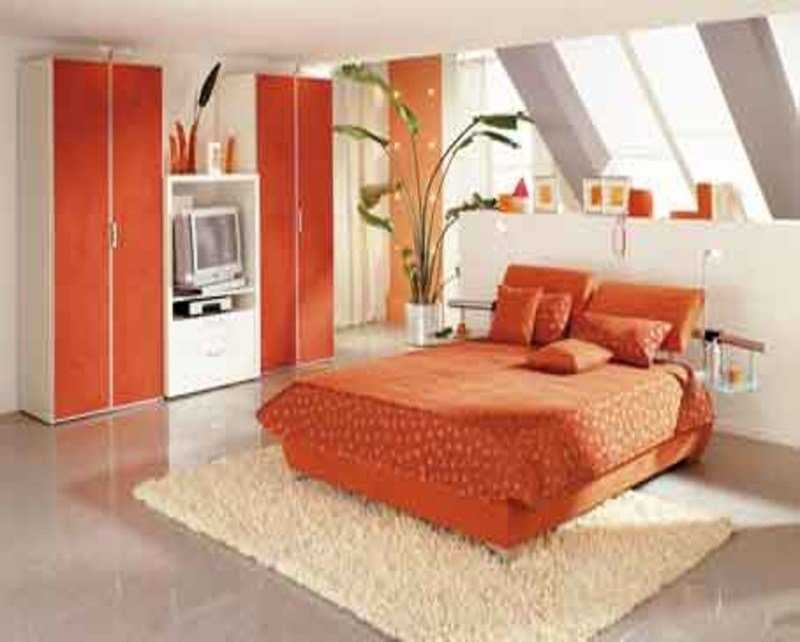 Best Latest Designs Of Bedrooms Orange And Green Bedroom Orange And Teal Bedroom Ideas Bedroom With Pictures