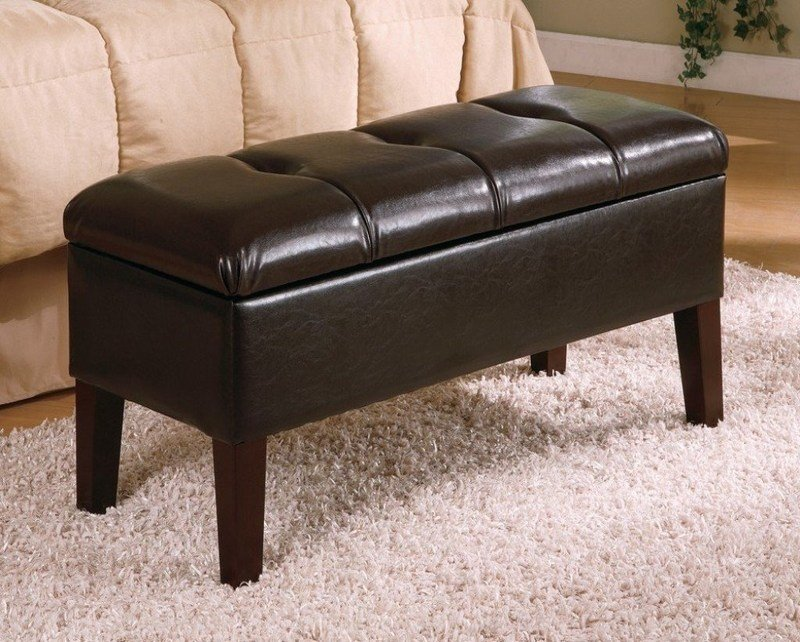 Best Storage Bench Seat For Bedroom Upholstered Storage Bench Ideal Bedroom Storage Bench Home With Pictures