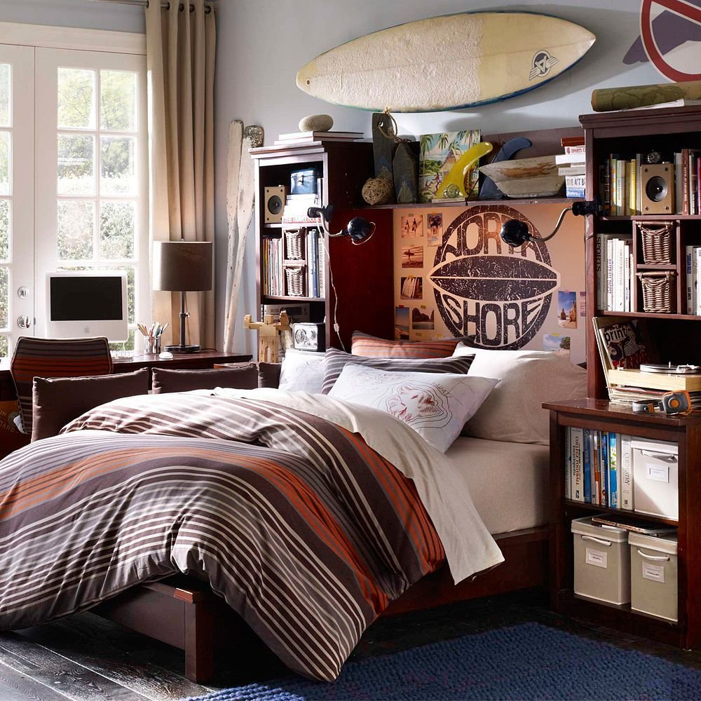 Best Guys Bedroom Decor Young Men Bedroom Ideas Guys Bedroom With Pictures