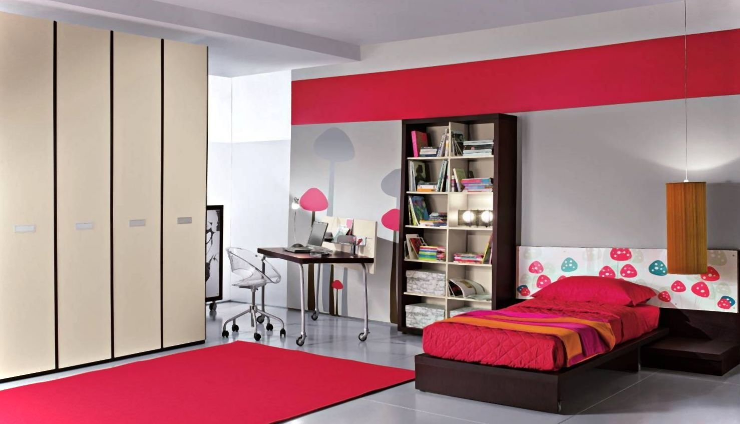 Best Pretty Bedroom Furniture Red And Brown Bedroom Ideas Red With Pictures