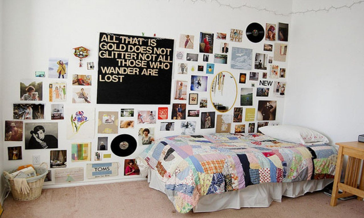 Best Ways To Decorate My Room Tumblr Indie Bedroom Ideas With Pictures