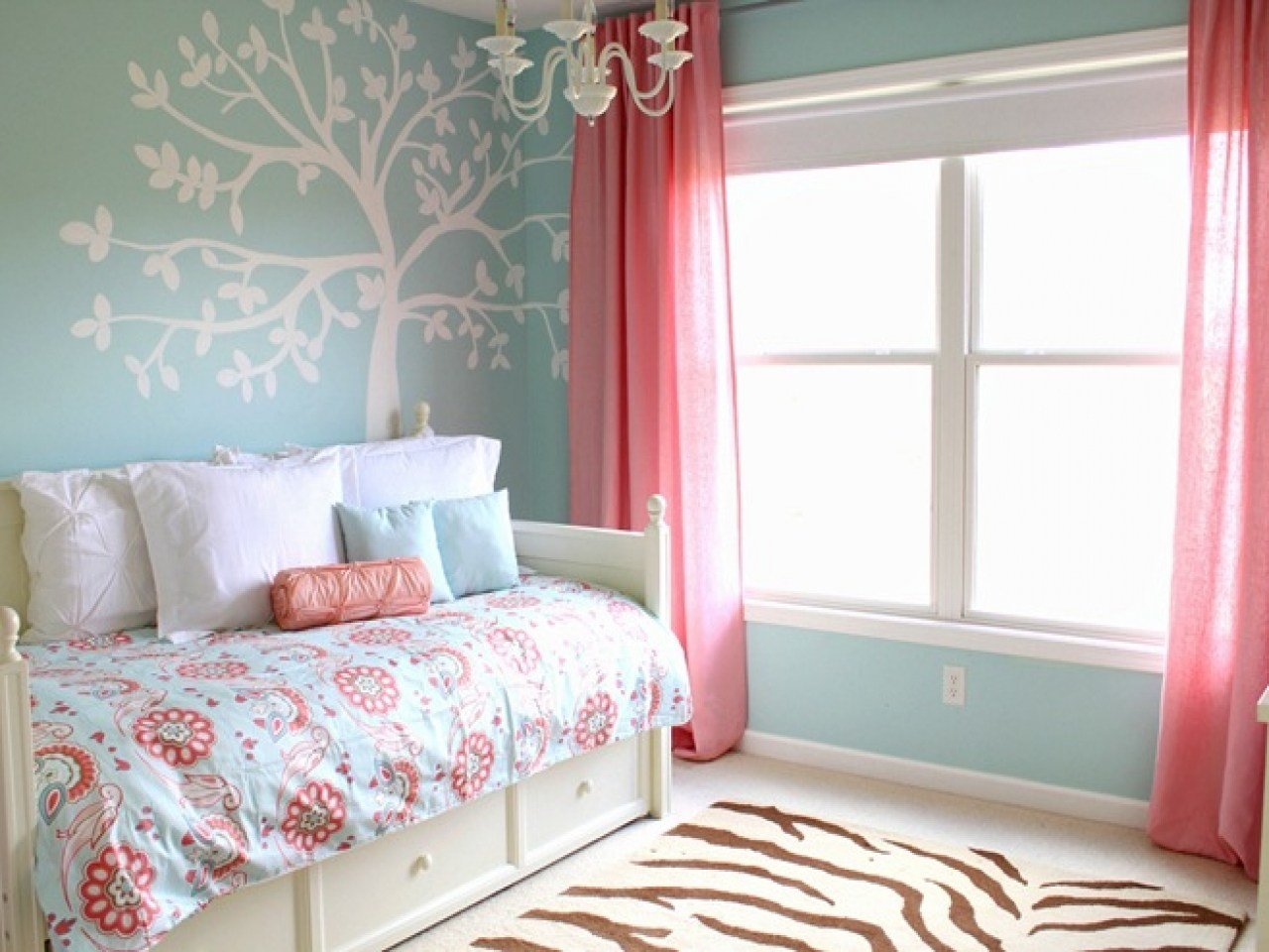 Best I Want To Decorate My Room Blue And Coral Room Coral And With Pictures