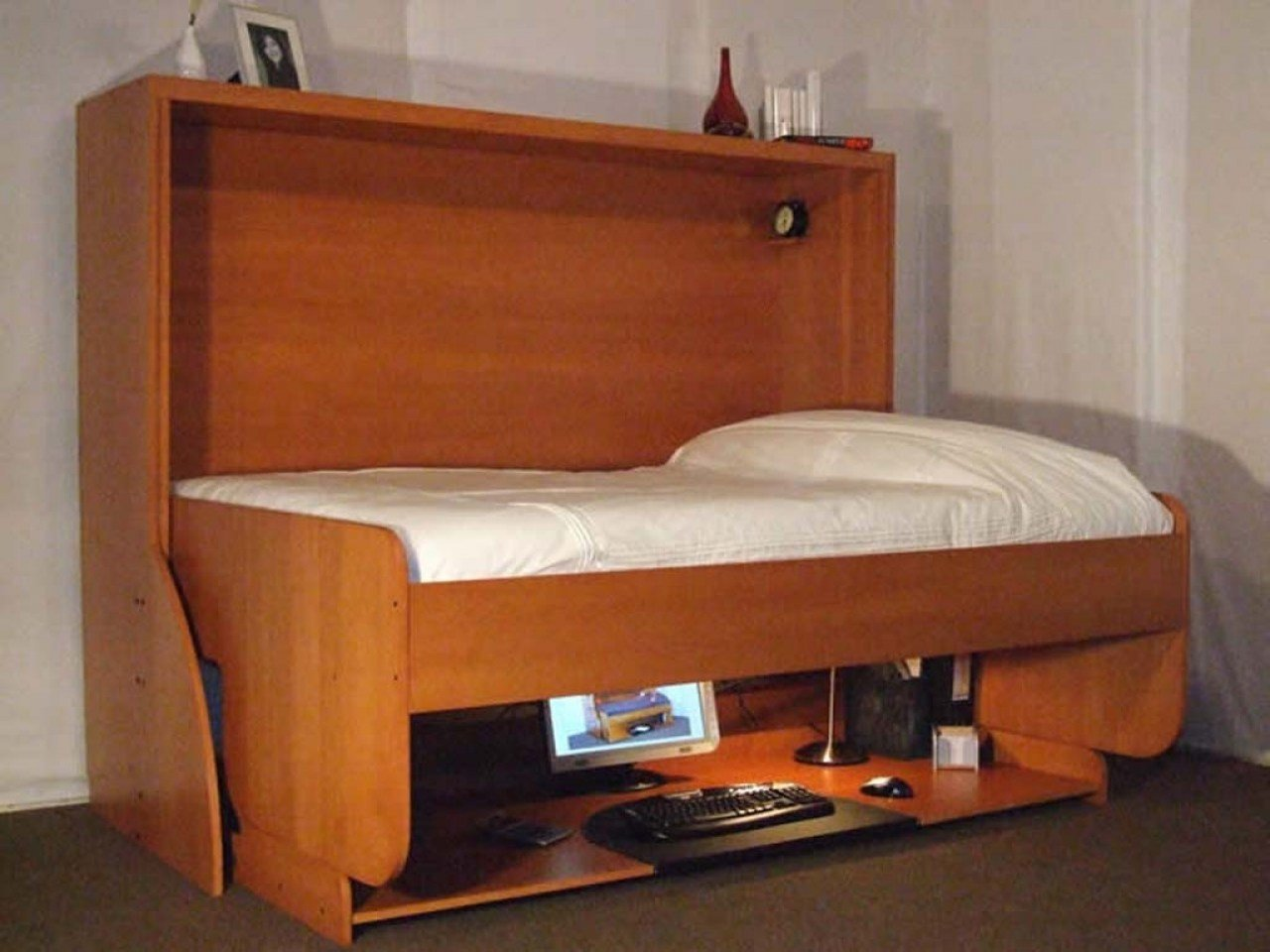 Best Furniture Modern Space Saving Bedroom Furniture Space With Pictures