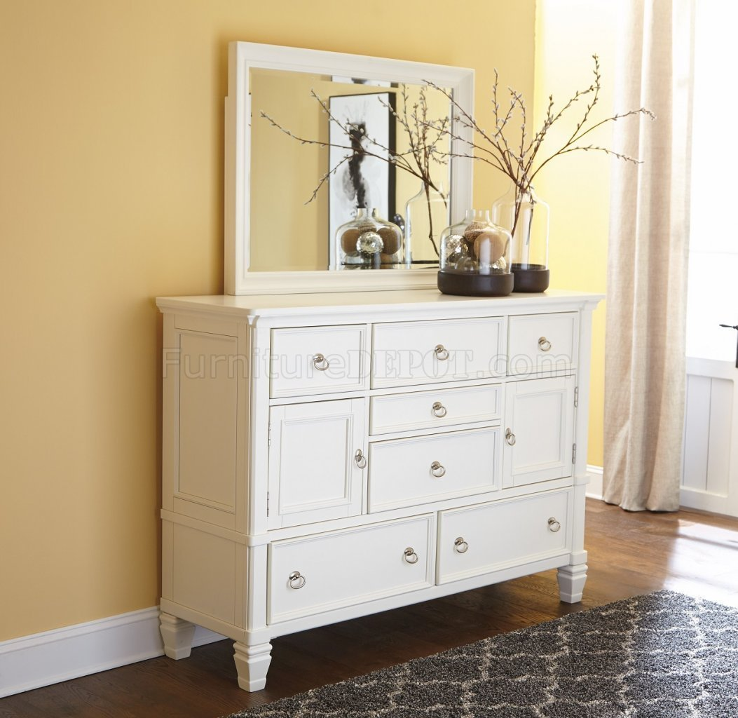 Best Prentice Bedroom B672 In White W Storage Bed By Ashley With Pictures