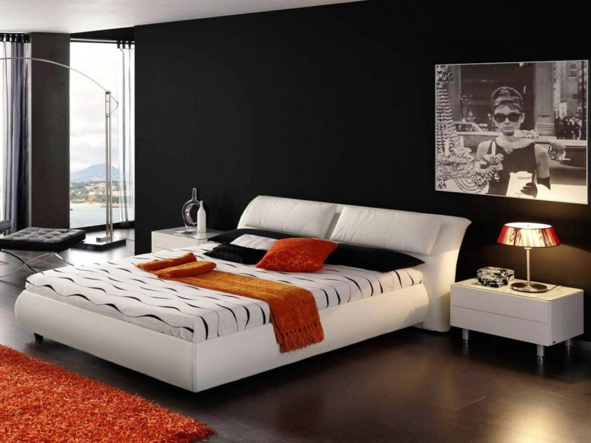 Best Modern Bedrooms For Men Bedroom Paint Color Ideas For Men With Pictures