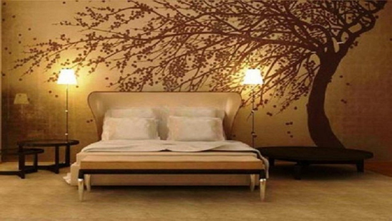 Best Wallpaper Ideas For Bedrooms Bedroom Murals For Adults With Pictures