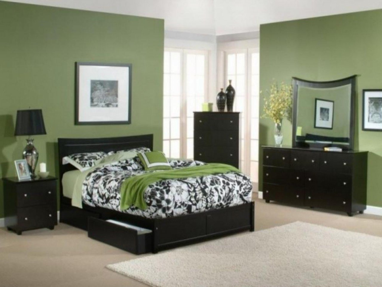 Best Bedroom Color Green Master Bedroom Color Scheme Blue And With Pictures