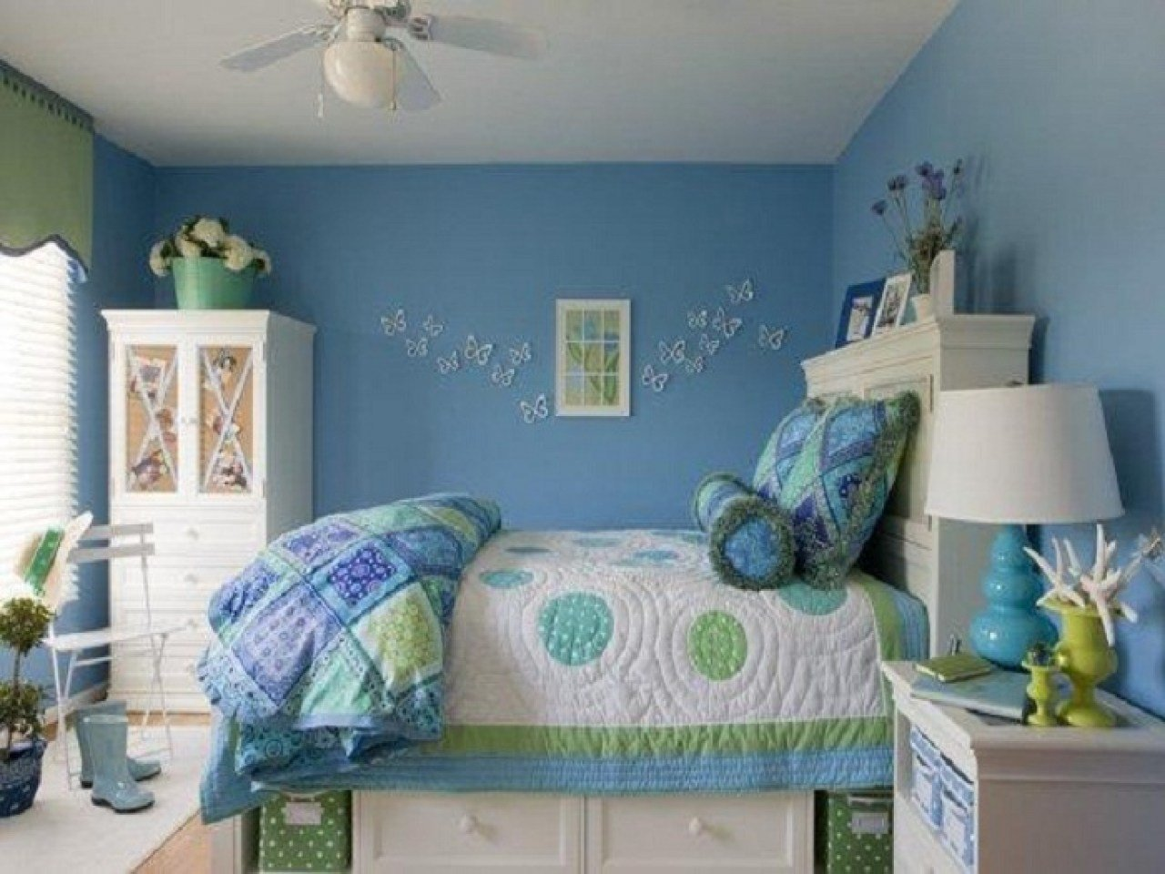 Best Wall Decorating Ideas For Bedrooms Cheap Cheap Teenage With Pictures