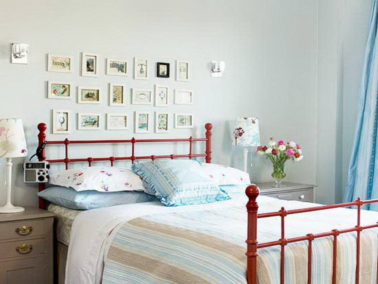 Best Blue Interior Design Ideas Small White Bedroom Ideas With Pictures