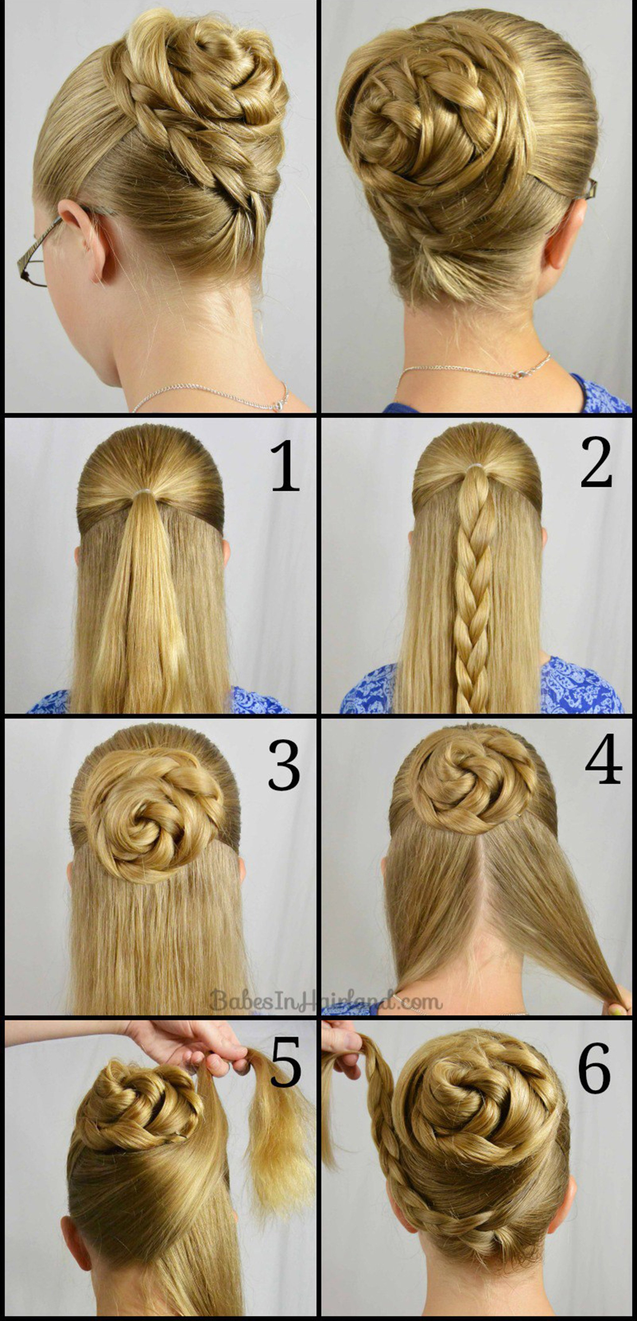 Free Top 10 Quick Easy Braided Hairstyles Step By Step Wallpaper