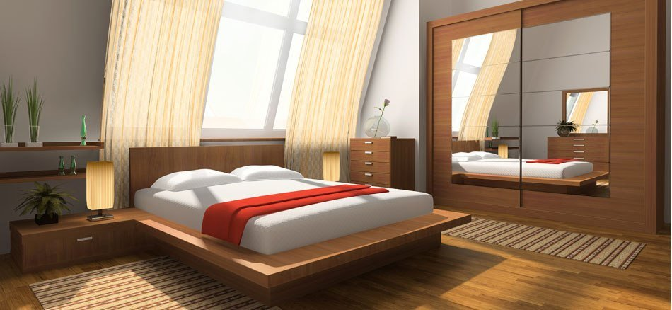 Best Zen Style Bedroom Decorating How To Build A House With Pictures