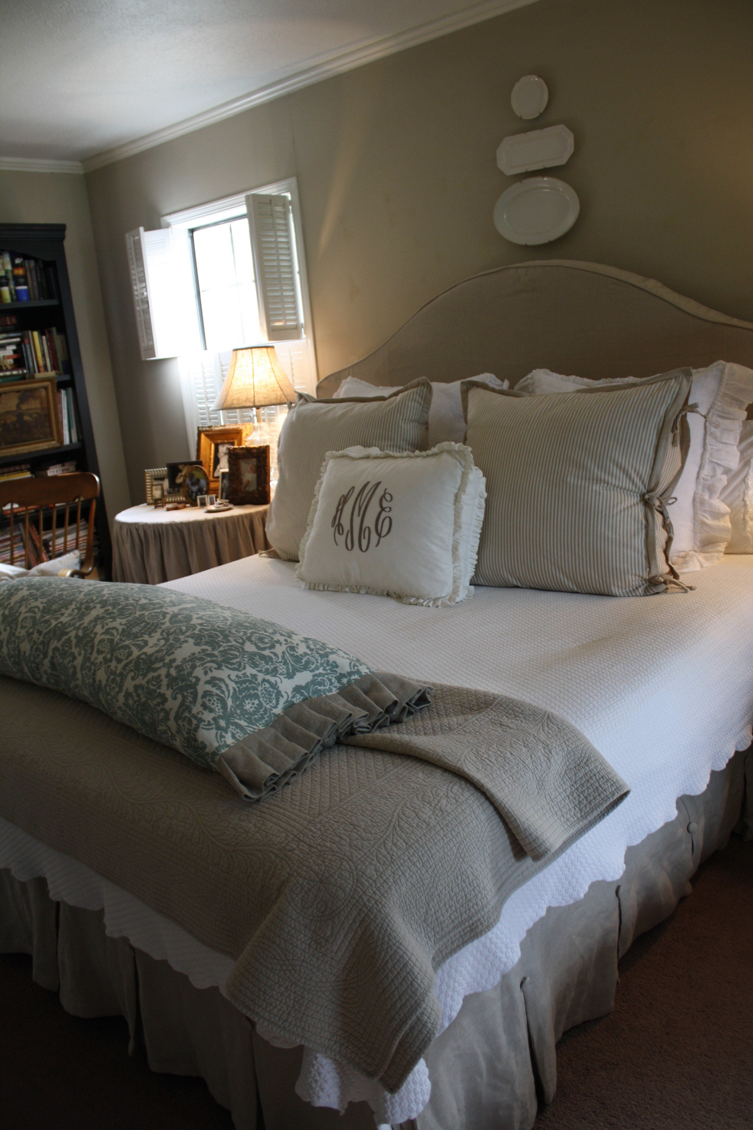 Best My Master Bedroom Redo Holly Mathis Interiors With Pictures
