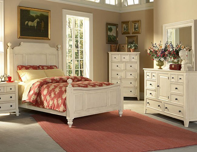 Best Country Cottage Style Bedrooms With Pictures