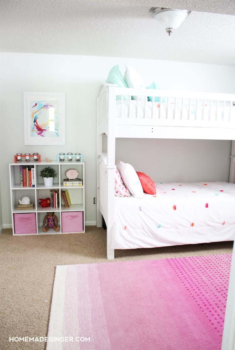 Best Girls Bedroom Reveal Diy Room Decor Homemade G*Ng*R With Pictures