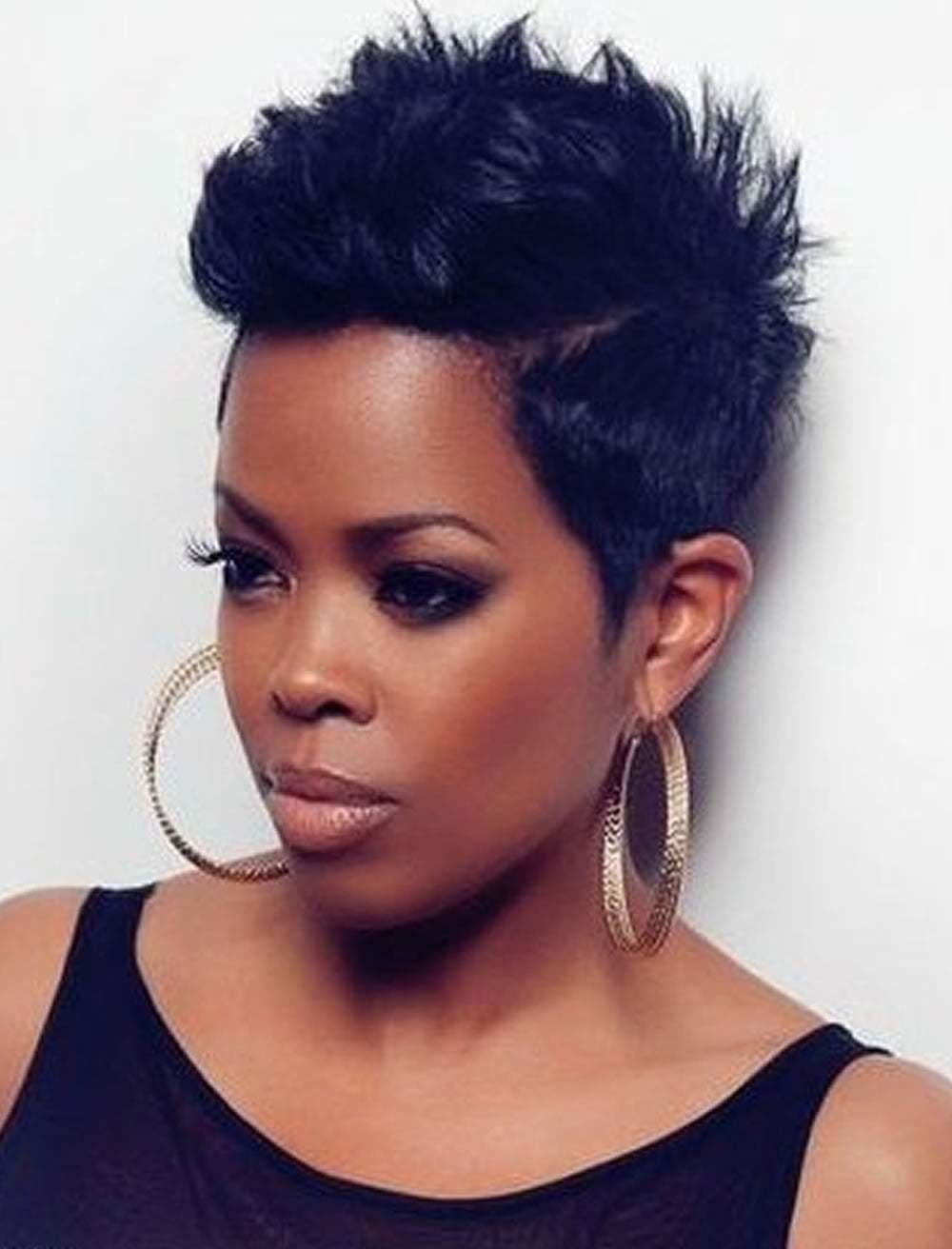 Free Pixie Short Hairstyles For Black Women 2018 2019 – Hairstyles Wallpaper