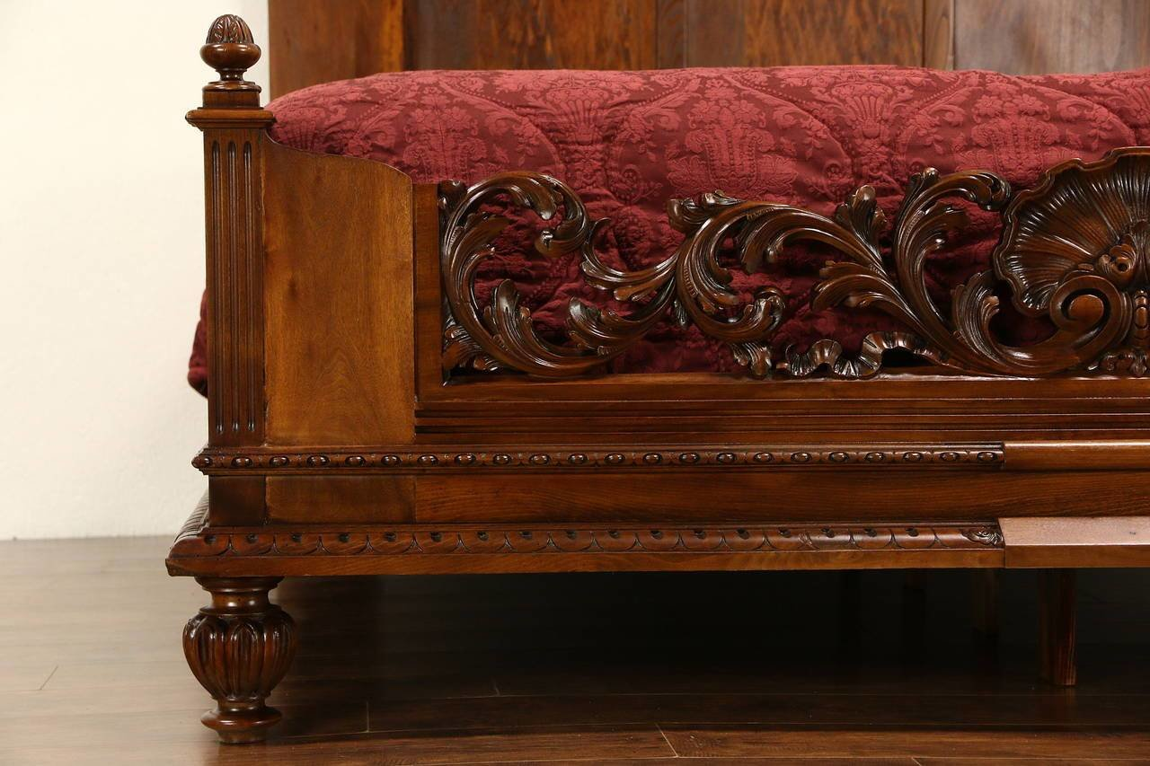 Best Italian Renaissance 1900 S Antique King Size 4 Pc Bedroom With Pictures