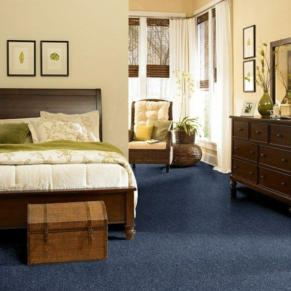 Best Blue Carpet Are You Looking For A Modern Rug In Blue With Pictures