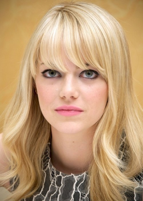 Free 20 Hairstyles For Long Thin Hair Herinterest Com Wallpaper