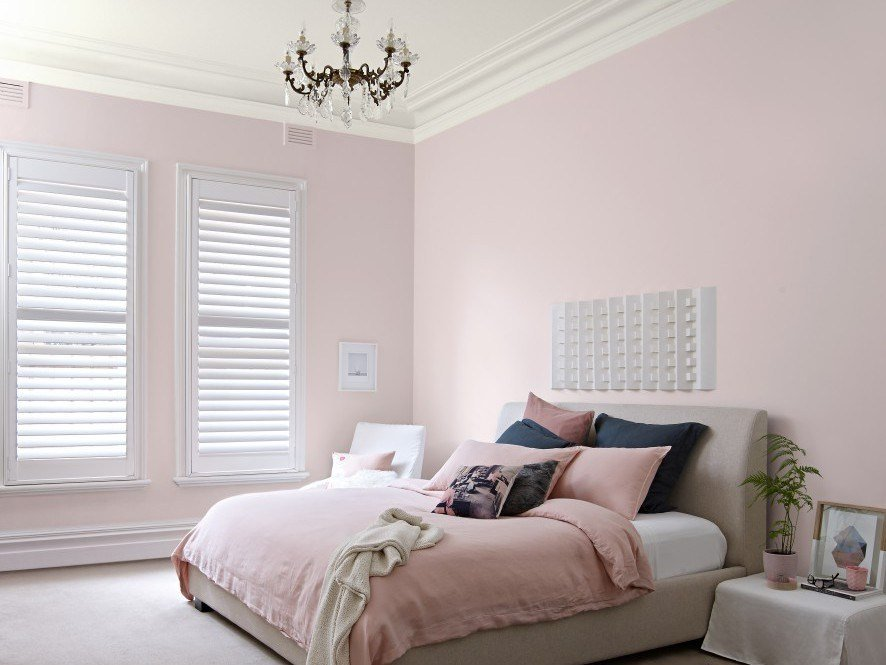 Best Soft Rose Coloured Bedroom Inspirations Paint With Pictures